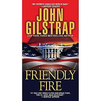 Friendly Fire (Jonathan hautaan trilleri) (Jonathan hautaan trilleri)