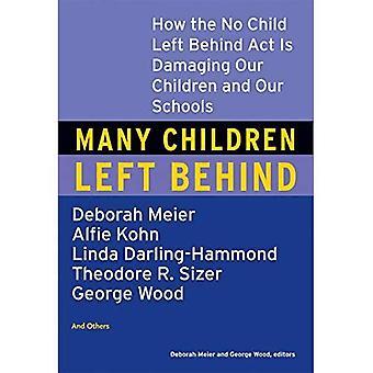 Många barn kvar