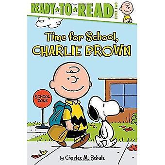 Tiempo a la escuela, Charlie Brown (cacahuetes)