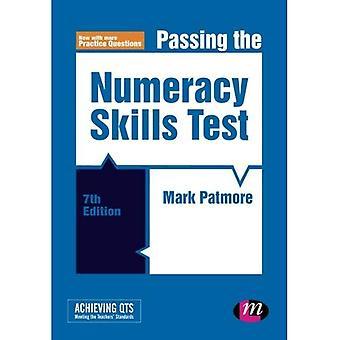 En passant le Test de compétences de calcul - réalisation QTS série (broché)