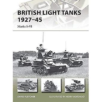 British Light Tanks 1927-45 (New Vanguard 217)