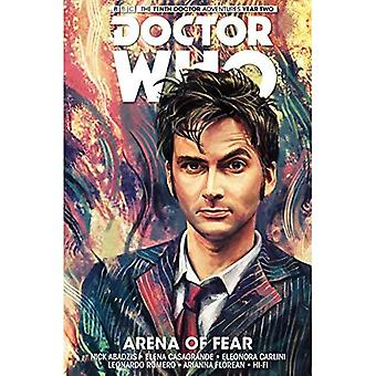 Doctor Who: The Tenth Doctor Volume 5 Arena of Fear