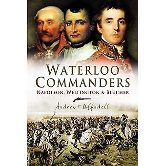 Les commandants de Waterloo: Napoleon, Wellington et Blucher