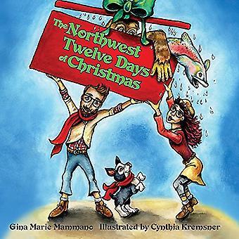Het noordwesten twaalf dagen van Kerstmis