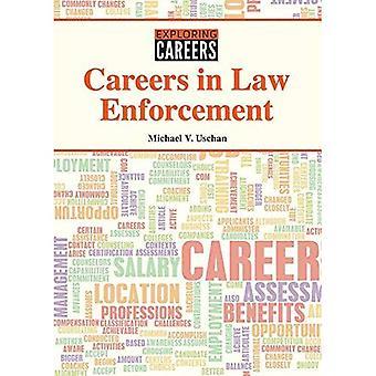 Careers in Law Enforcement (Exploring Careers)