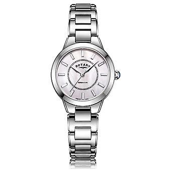 Rotary   Ladies Stainless Steel Bracelet   LB05375/07 Watch