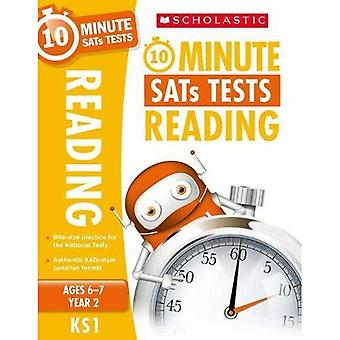 Reading - Year 2 (10 Minute SATS Tests)