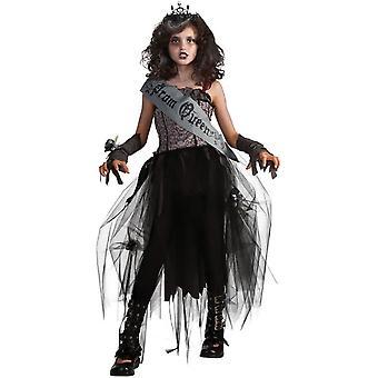 Zombie Prom Queen Kinderkostüm