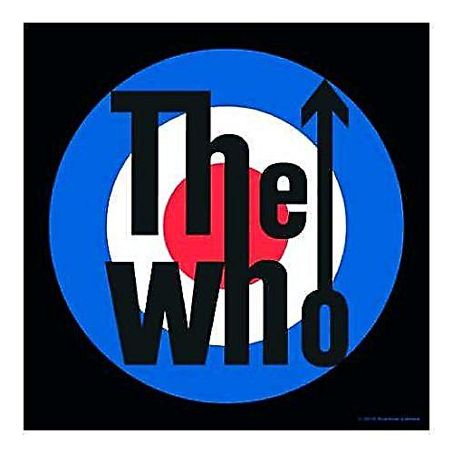 The Who Target drinks mat / coaster (ro)