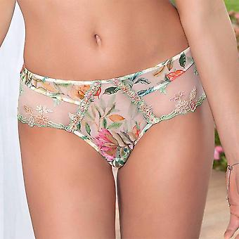 Lise Charmel lingerie Bouquet Tropical Shorty ivoor