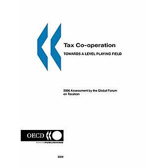 Skatt samarbeid mot et likt av OECD. Publisert av OECD publisering