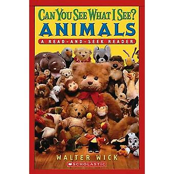 Read-and-Seek Animals by Walter Wick - Walter Wick - 9780439862271 Bo