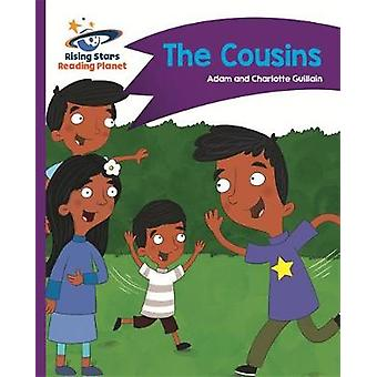Reading Planet - the Cousins - Purple - Comet Street Kids by Adam Guil