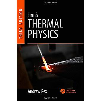 Finn's Thermal Physics by Andrew Rex - 9781498718875 Book
