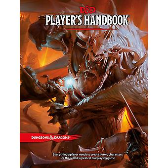 Dungeons & Dragons RPG-Player ́s Handbook