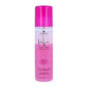 Schwarzkopf BC pH 4.5 Color Freeze Spray Conditioner 200ml