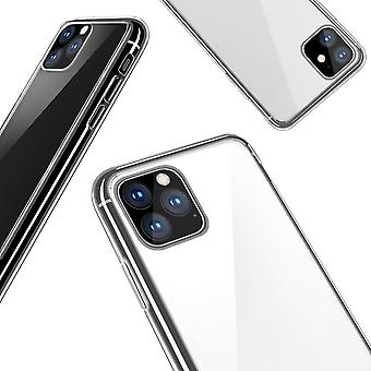 Shell iPhone 11 Pro in translucent rubber, 1mm