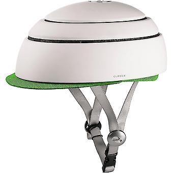 Closca fuga - kids bike helmet - green - m