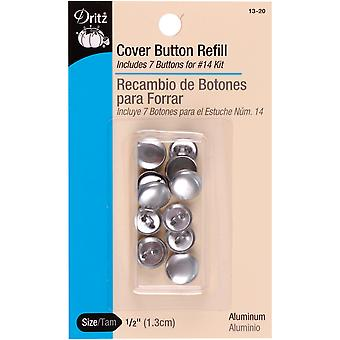 Cover Button Refills Size 20 1 2