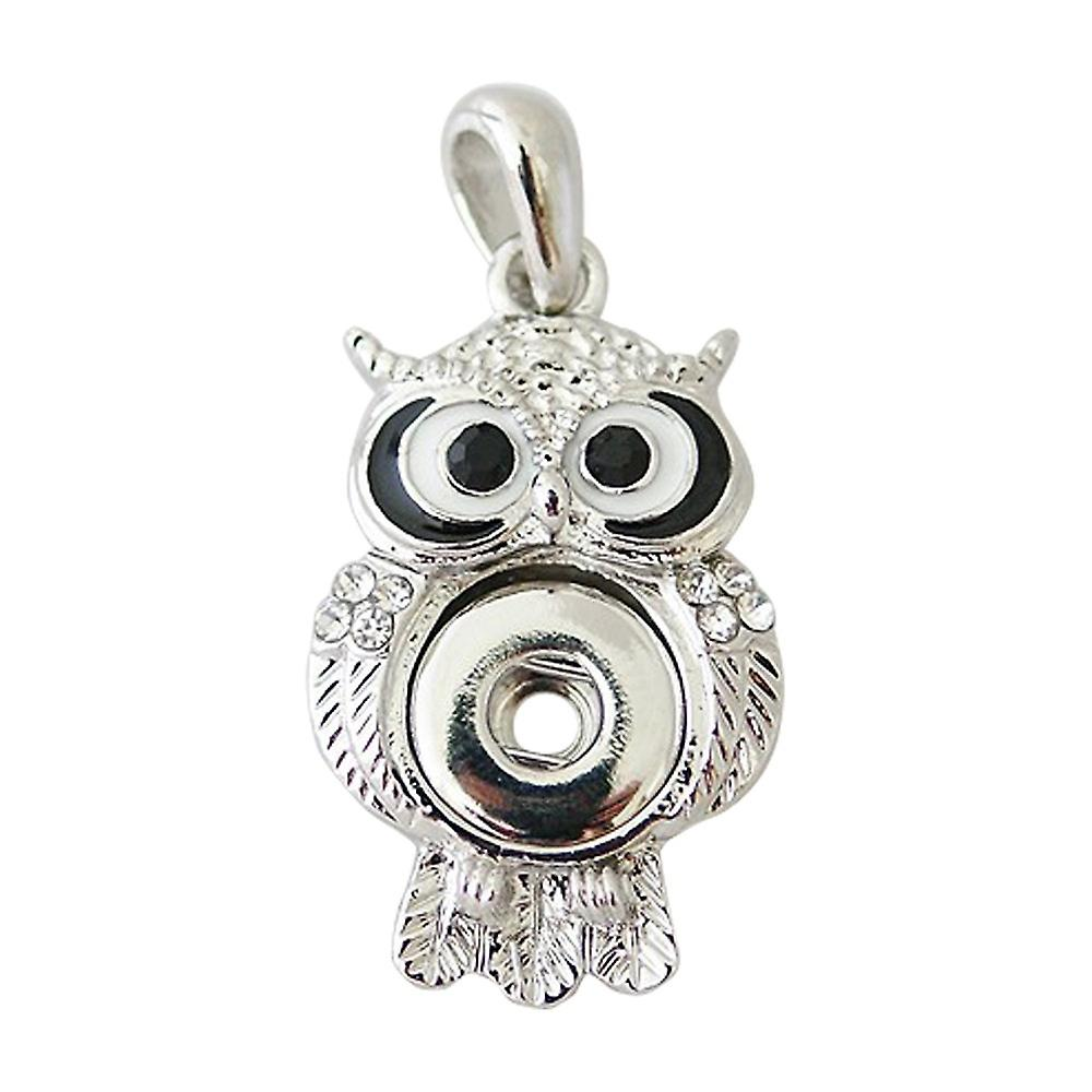 Stainless steel pendant for mini click buttons KB0325-S