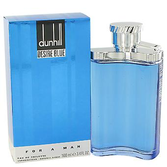 Desire Blue By Dunhill Edt Spray 100ml