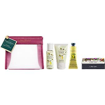 Crabtree & Evelyn Citron, miel & coriandre voyageur Gift Set
