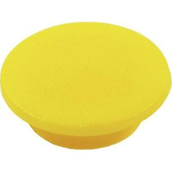 Cover Yellow Suitable for K21 rotary knob Cliff C