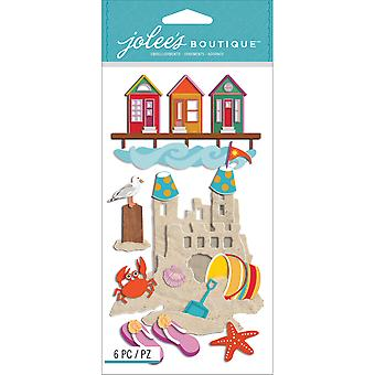 Jolee's Boutique Dimensional Stickers-Beach E5050622