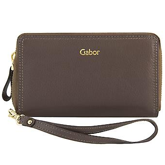 Gabor CARLA LEDER zip wallet purse 7373