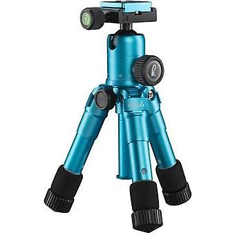 Tripod Mantona 1/4, 3/8 ATT.FX.WORKING_HEIGHT=17 - 49.5 cm Blue Ball head