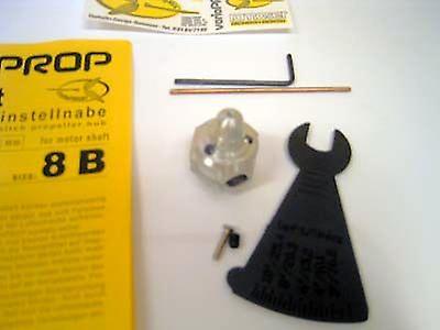 4-blade hub 6,0mm