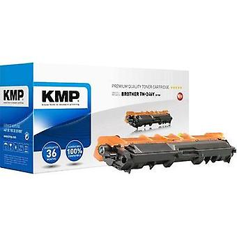 KMP Toner cartridge replaced Brother TN-242Y Compatible Yellow 2200 pages B-T60