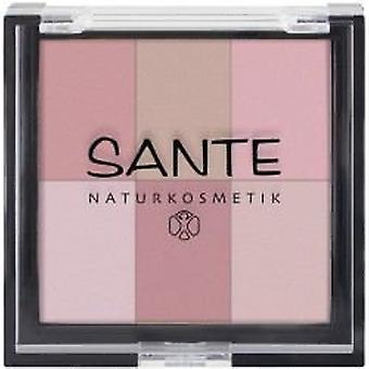 Sante Illuminating Compact Powder 01 (3X3) (Vrouwen , Make-up , Gezicht , Make-up poeder)