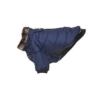 Buster land vinter jakke blå sort Iris ekstra ekstra store