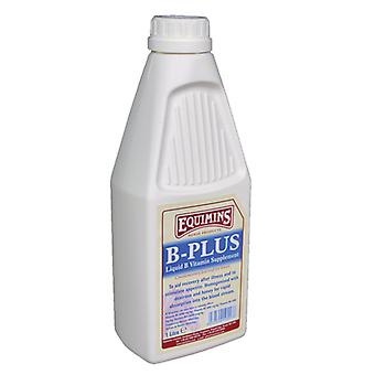 Equimins B-plus Liquid B Vitamin Supplement 1ltr