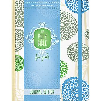 NIV Holy Bible For Girl - Journal Edition-Mint JBG-9805