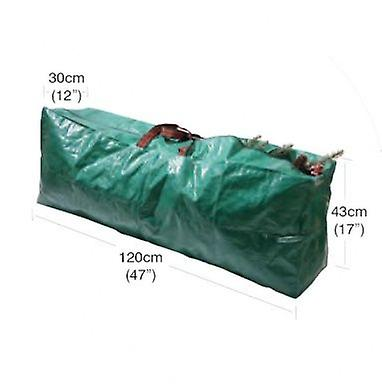 Christmas Tree Storage Bag Cover Polyethylene Green
