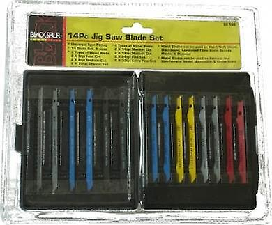 14pc Jig Saw Blade Set
