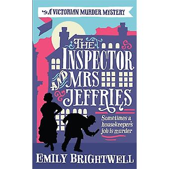 The Inspector and Mrs Jeffries (Paperback) by Brightwell Emily