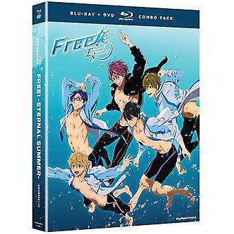 Free - Eternal Summer: Season 2 [Blu-ray] USA import