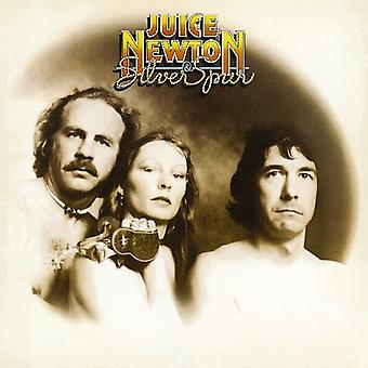 Juice Newton - Juice Newton & Silver Spur [CD] USA import