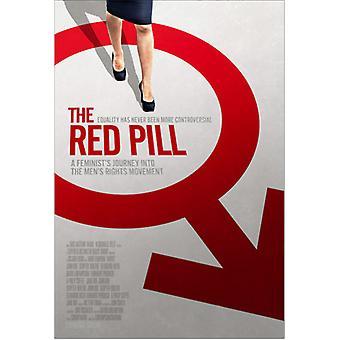 Røde pille [DVD] USA importerer