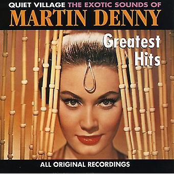 Martin Denny - importación de Estados Unidos Greatest Hits [CD]