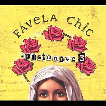 Favela Chic - Vol. 3-Favela chique [CD] USA importeren