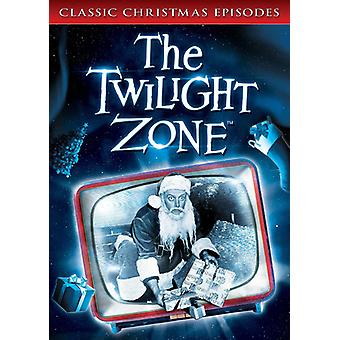 Twilight Zone: Classic Christmas Episodes [DVD] USA import