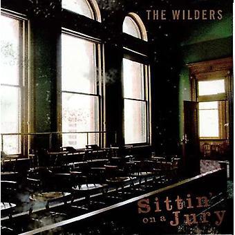 Wilders - Sittin ' på en Jury [Vinyl] USA import