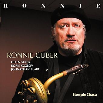 Ronnie Cuber - Ronnie [CD] USA import