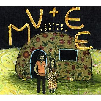 Mv & Ee with the Golden Road - Drone Trailer [CD] USA import