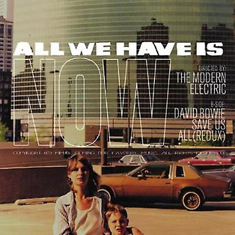 Modern Electric - All We Have Is Now -Single [CD] USA import