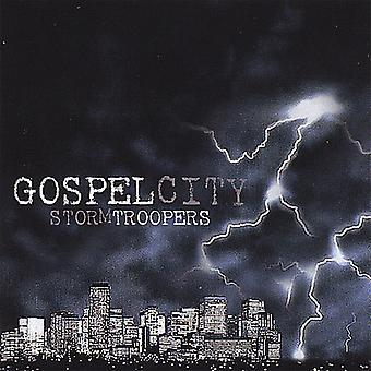 Evangelium-Stadt - Sturmtruppen [CD] USA import